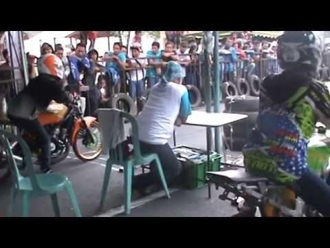 Drag Bike - Trik Start Payah Ninja Yoga Empu VS Trik Start Mantap Ninja ...
