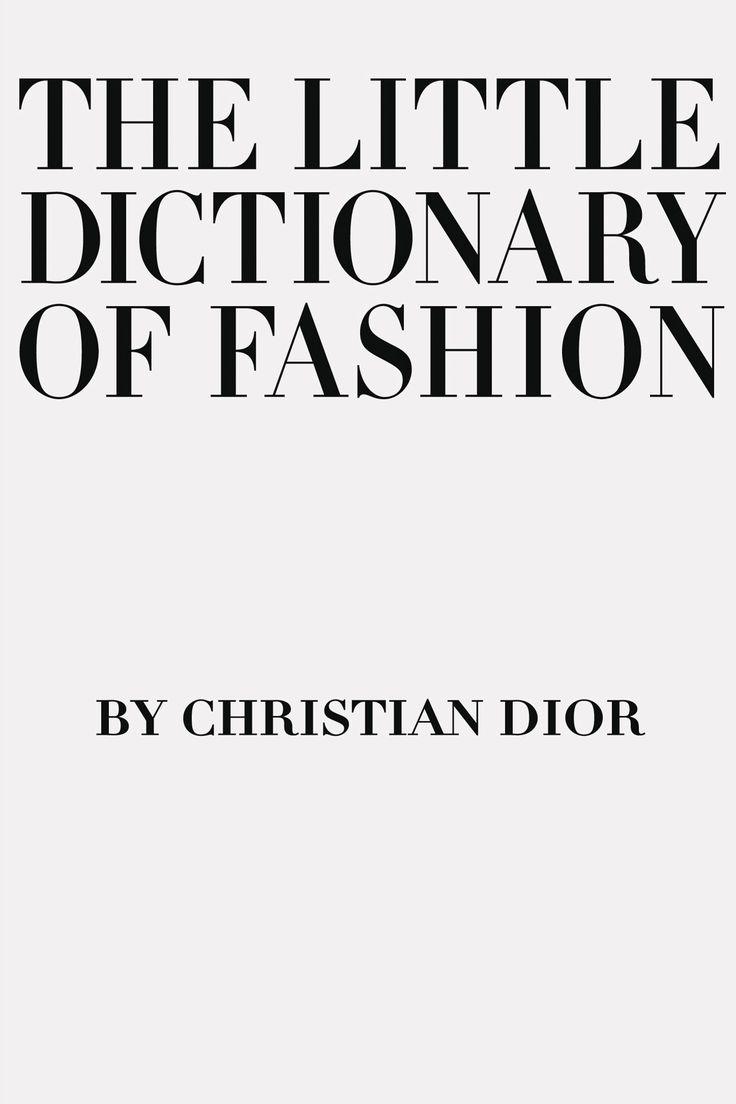 Fashion Books 2017: 1000+ Ideas About Fashion Books On Pinterest