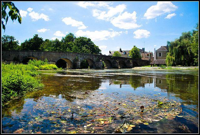 Montfort-le-Gesnois, Sarthe. 3083.