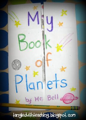 Tangled with Teaching: ALL about SPACE! And Giveaway update...