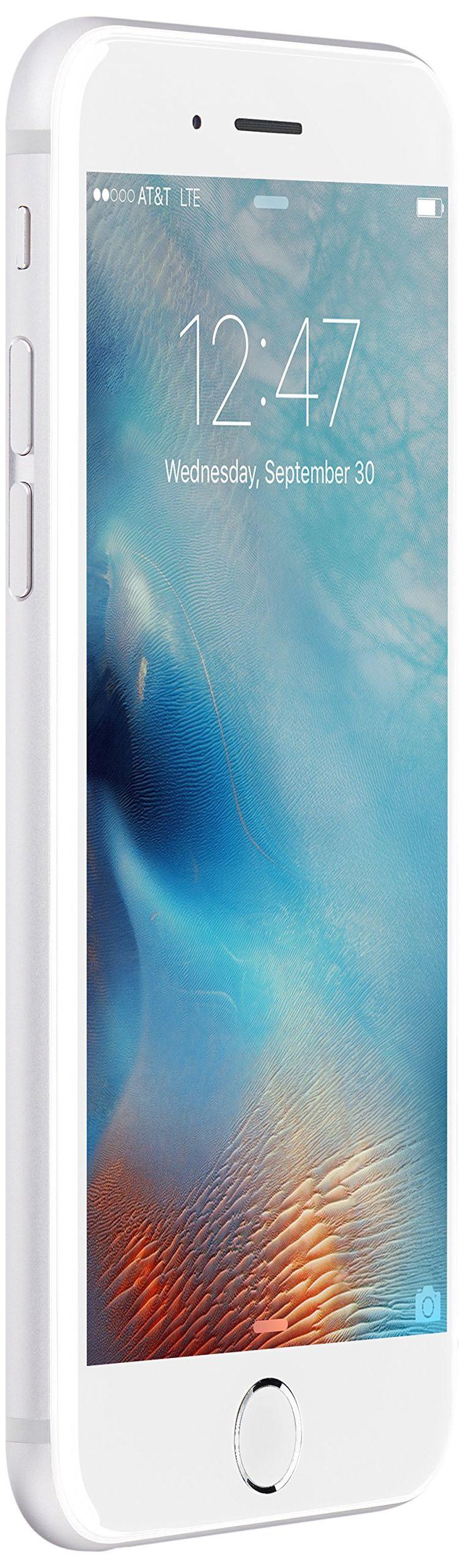 Apple iPhone 6S 64 GB Unlocked, Silver International Version