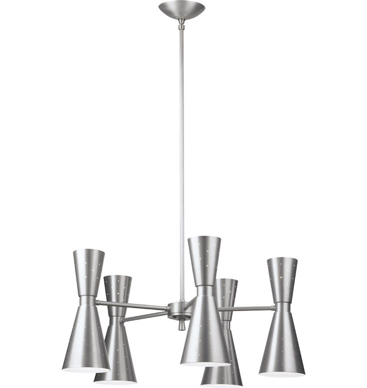 Galaxy Wide Chandelier Large Mid Century Modern Chandelier // Would Be  Amazing For Our Dining Room