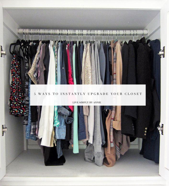 273 Best Closet Organization Images On Pinterest | Master Closet, Bedroom  Closets And Bedroom Cupboards