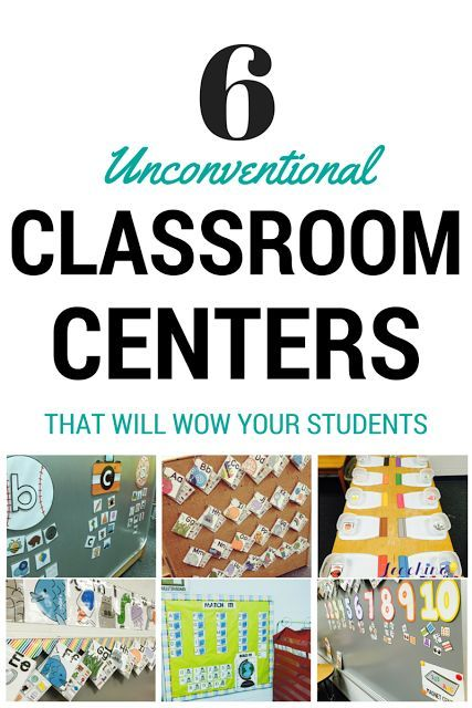 Unconventional Classroom Design : Best images about center ideas on pinterest