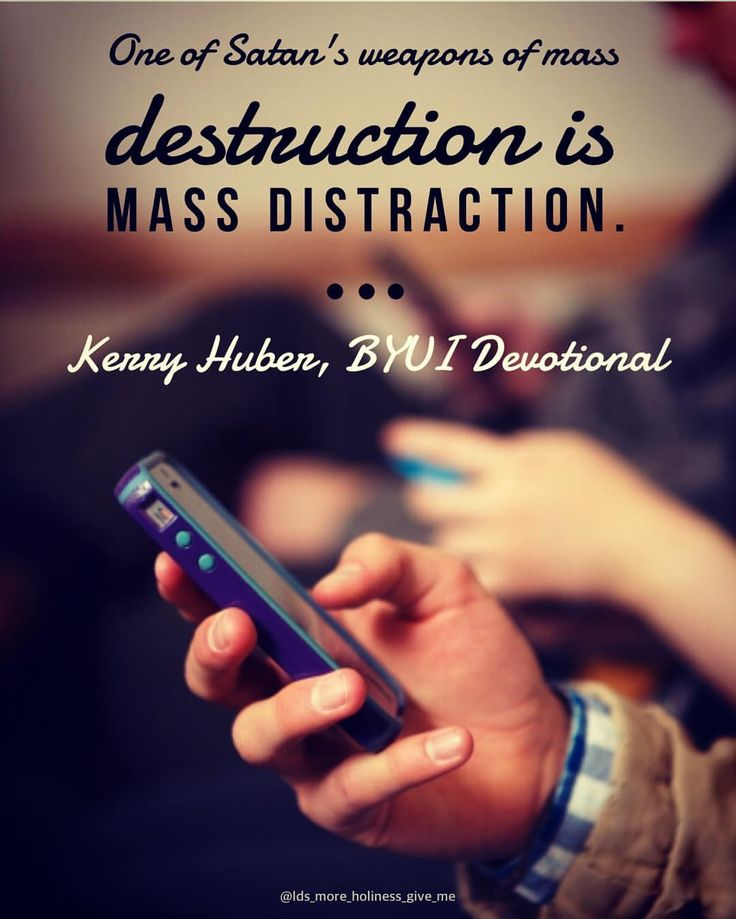 Lds quotes byu speeches byui devotional distraction media