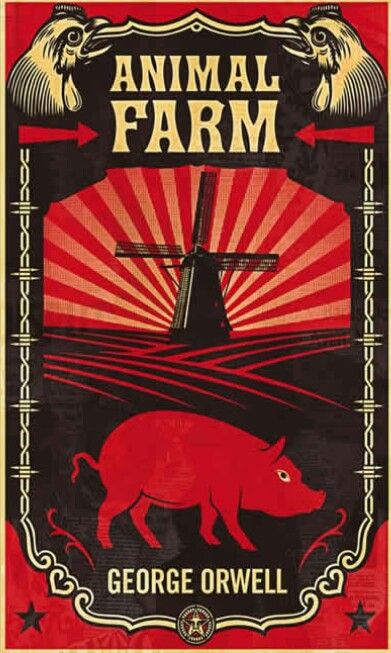 an analysis of the education on the novel animal farm by george orwell Use our free chapter-by-chapter summary and analysis of animal farm it helps middle and high school students understand george orwell's literary masterpiece.