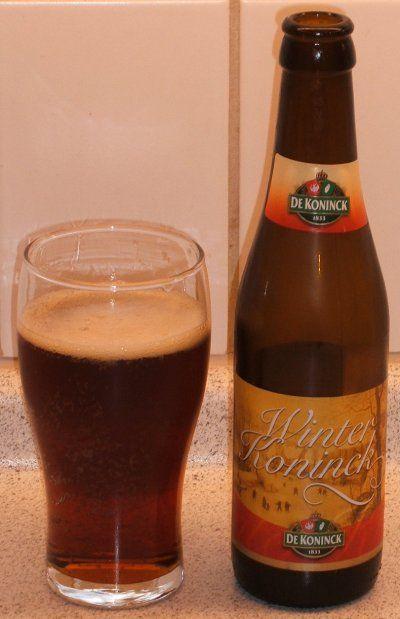 Brouwerij De Koninck(Duvel-Moortgat) - Winter Koninck(Ale) 6,5% pullo
