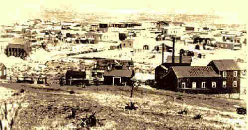 Tombstone, Arizona (1880)