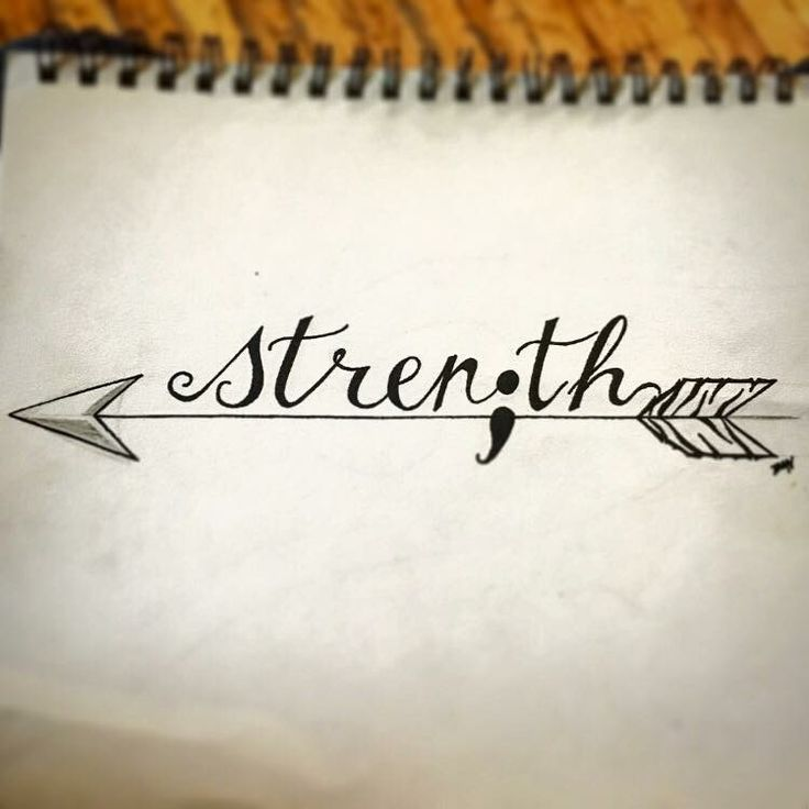 Best 25+ Strength Tattoo Symbol Ideas On Pinterest
