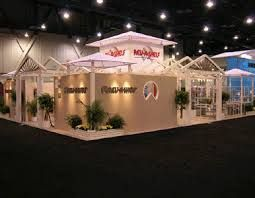 A rental trade show may be the ideal approach to have the visual effect you require on a financial plan.