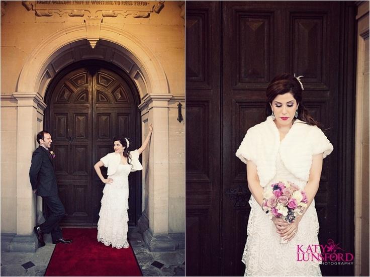 Doorway pose