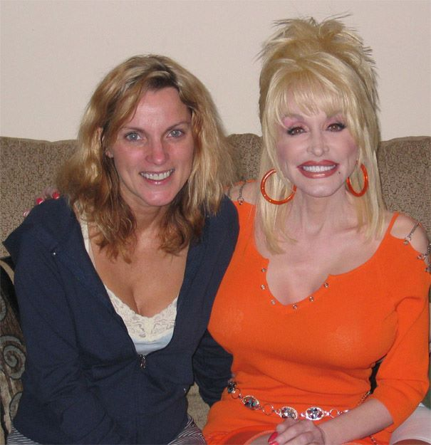 Dolly Parton with Rhonda Vincent