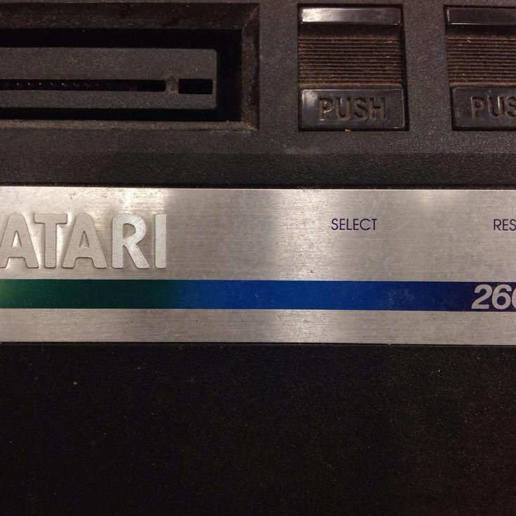 On instagram by uwmediacenter #atari2600 #microhobbit (o) http://ift.tt/2f2qOLT soon to the mediArcade: Atari 2600! #uwmediacenter #mediarcade