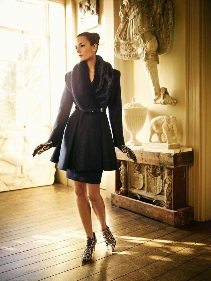 AW14: Women's Coats & Jackets