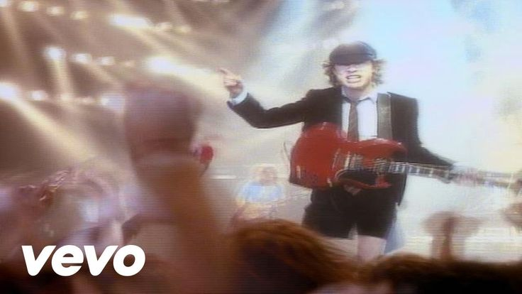 AC/DC - Thunderstruck - NO nostalgic music list would be complete without this classic!