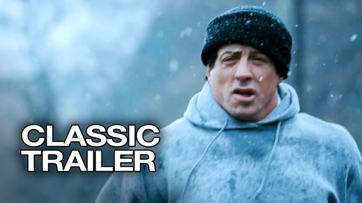 Rocky Balboa Official Trailer #1 - Sylvester Stallone, Burt Young Movie ...