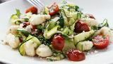 How to Make Gnocchi with Zucchini Ribbons & Parsley Brown Butter - EatingWell.com