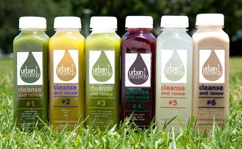 REVIEW: Urban Remedy Detox Juice Cleanse