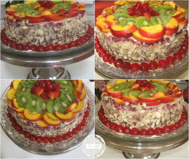 Delia's Raw Vegan Cake! http://www.almharhais.com/