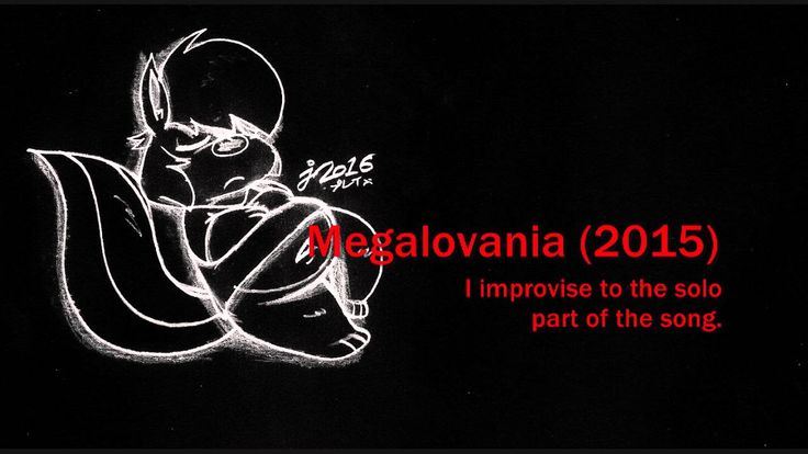 'Megalovania' Improvisation