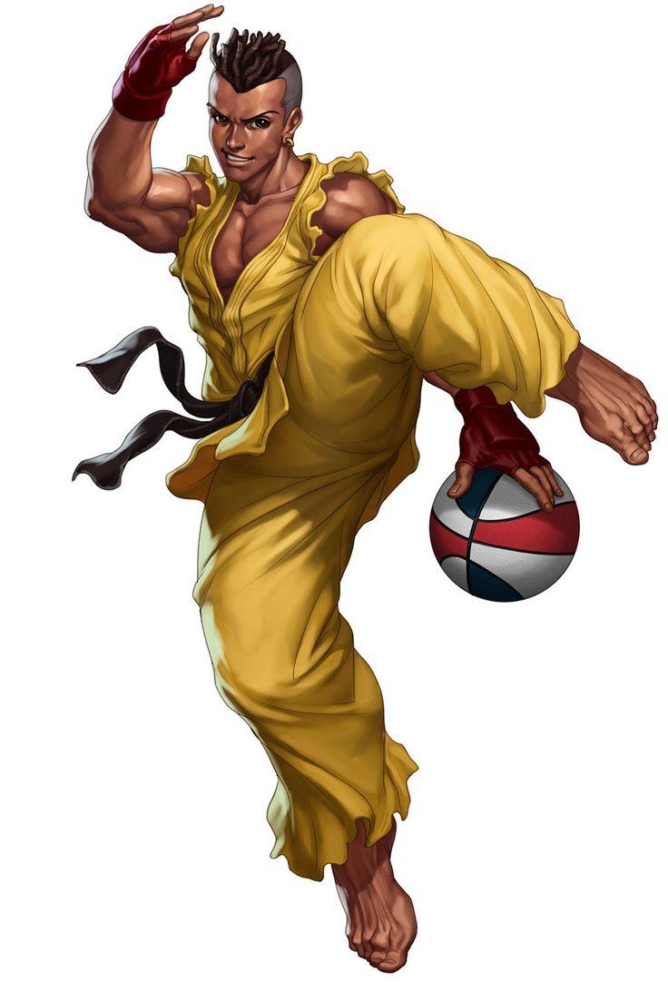 """Sean - Street Fighter III: Third Strike Online Edition  Art by Stanley """"Artgerm"""" Lau"""
