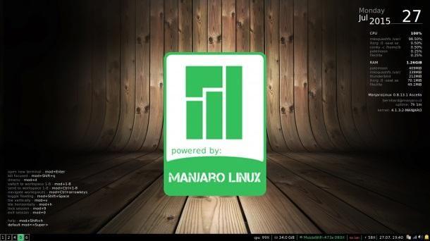 Philip Müller anunciou o lançamento de uma atualização de sua distribuição o Manjaro Linux 17.0.3. Confira as novidades e descubra onde baixar a distro.  Leia o restante do texto Manjaro Linux 17.0.3 lançado - Confira as novidades e baixe  from Manjaro Linux 17.0.3 lançado  Confira as novidades e baixe