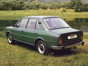 Skoda 120 (1976 – 1983).
