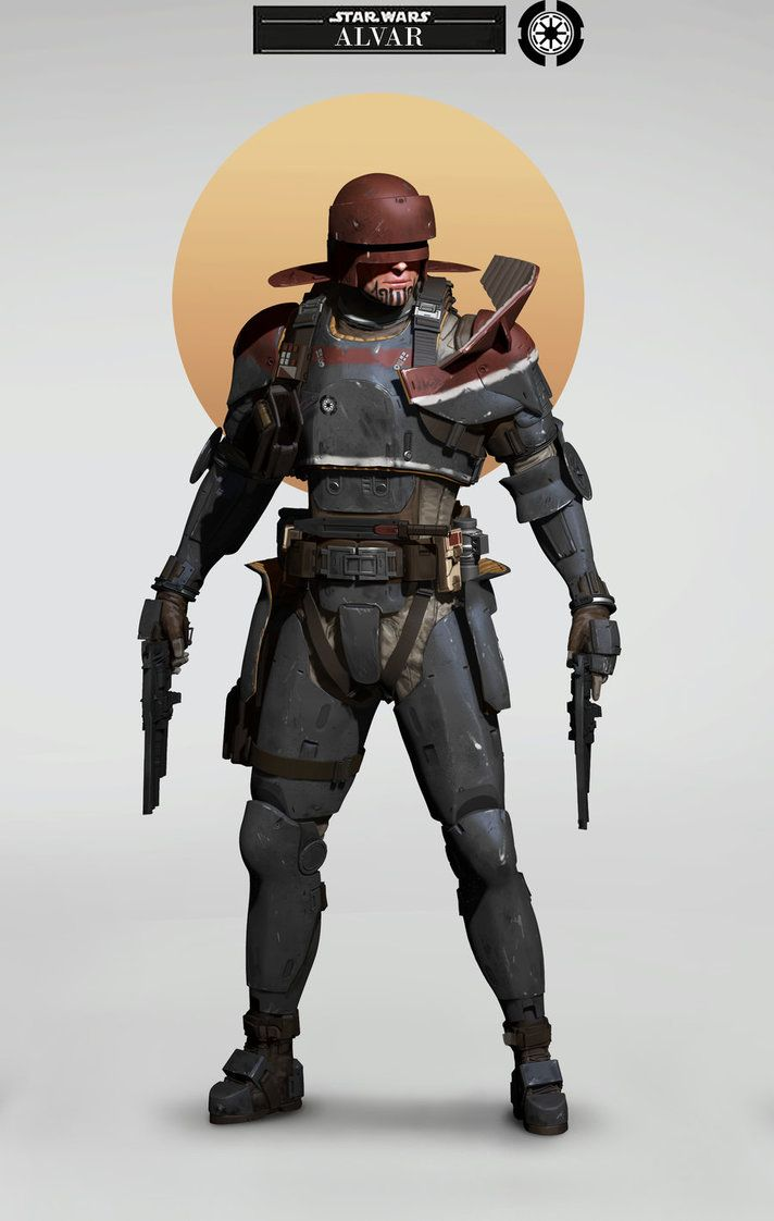 Nimolish bounty hunter, and Republic errand boy, Jai Niziq, serves the RD and the BTF consistently by hunting down enemies of the Republic, or competitors seeking to undermine the BTF.