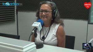 Ana Silvia Serrano  Obsidiana la piedra psíquica  Barcelona 15-06-16 AmateTV