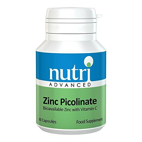 The Product Nutri Advanced Zinc Picolinate – 90 caps  Can Be Found At - http://vitamins-minerals-supplements.co.uk/product/nutri-advanced-zinc-picolinate-90-caps/