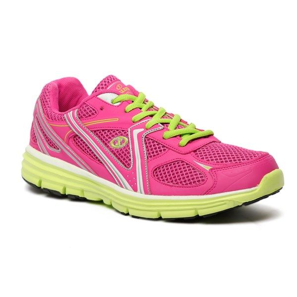 Neon Spalding Sports Shoes - Women's - $59.99