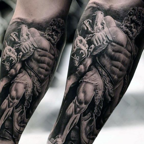 Image result for hercules tattoo Mehr