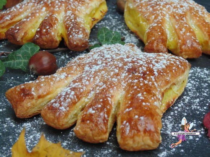 Pattes d'ours -Yumelise - recettes de cuisine