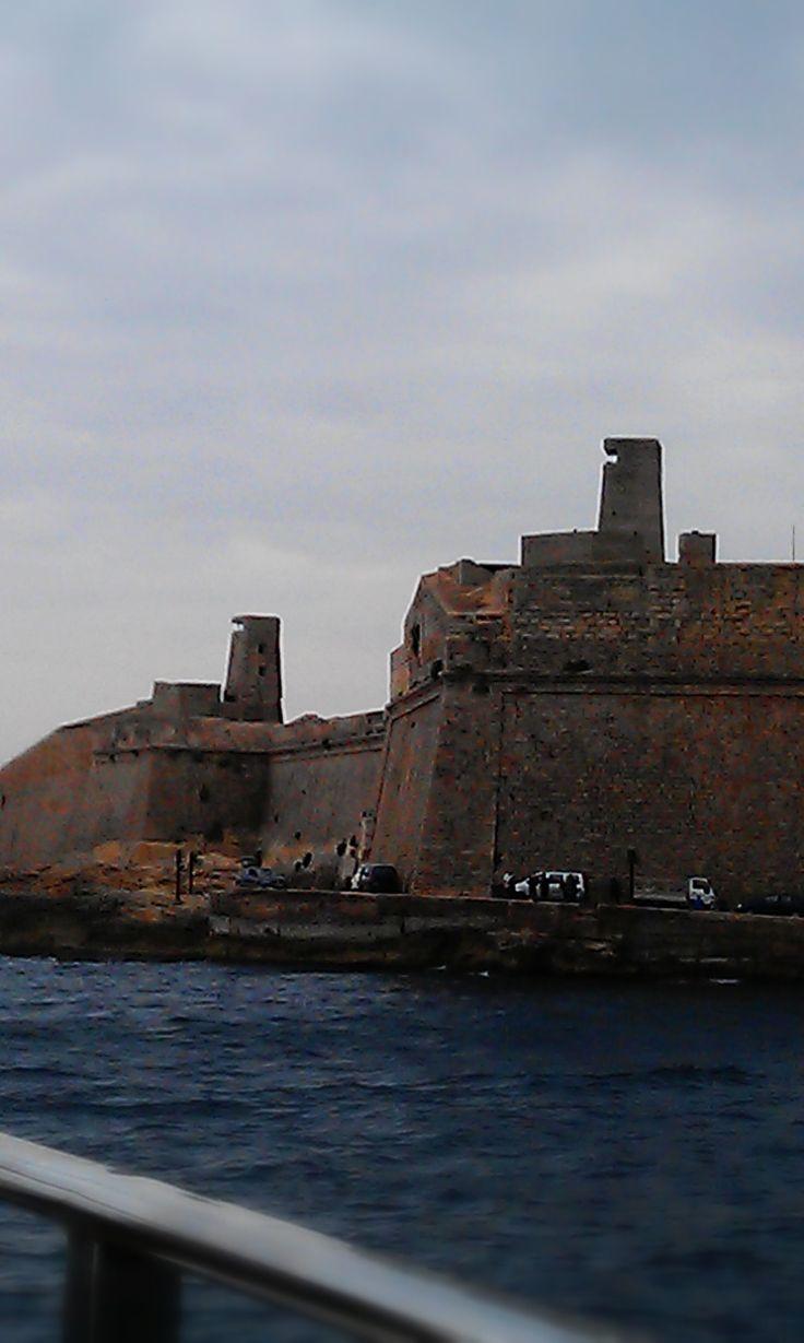 St Elmo's Fort, Valletta