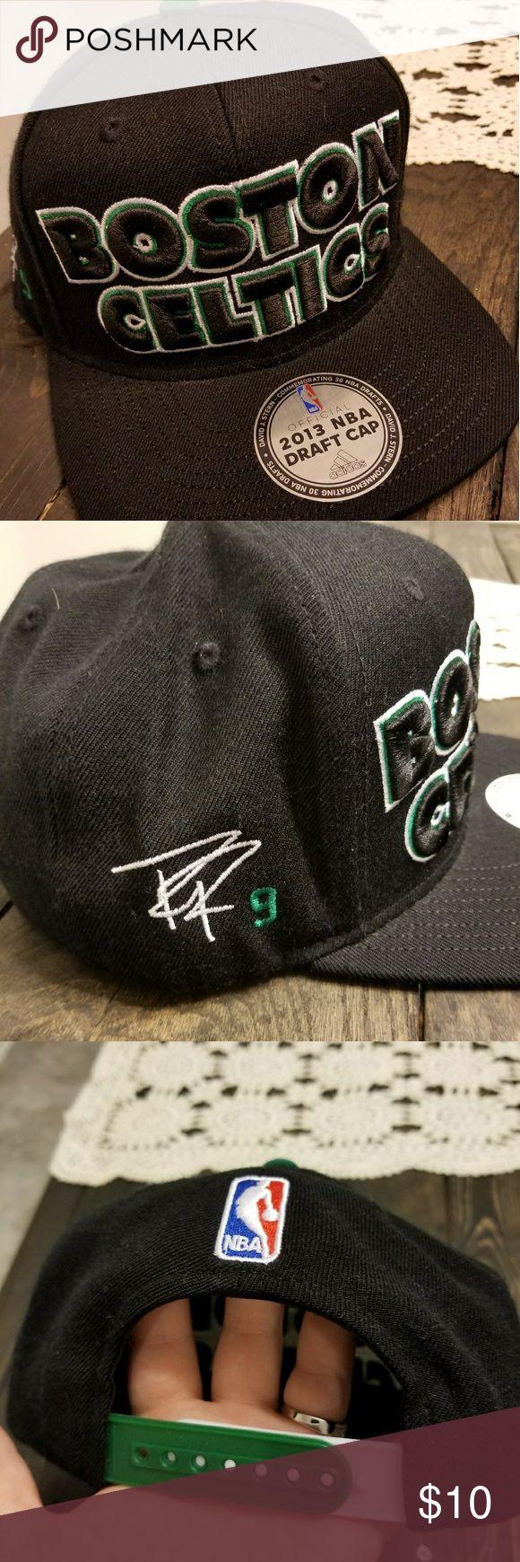 Adidas Boston Celtics Snapback 2013 NBA draft hat adidas Accessories Hats