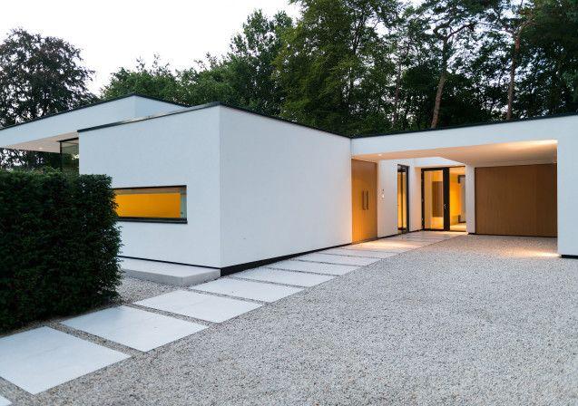 Boxxis Architecten Bungalow Ermelo tuinpad