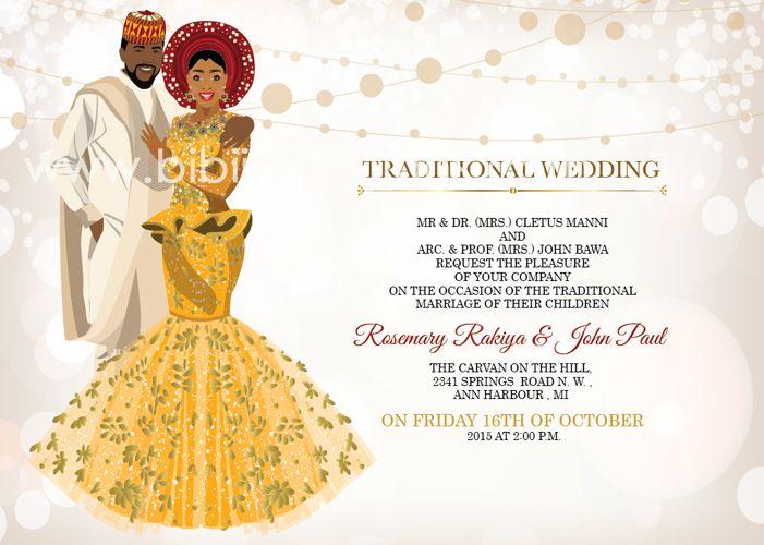 Pin By Cathyrazafindrakoto On Hausa Wedding Invitation Card Nigerian Traditional Wedding Wedding Ceremony Traditions Igbo Traditional Wedding