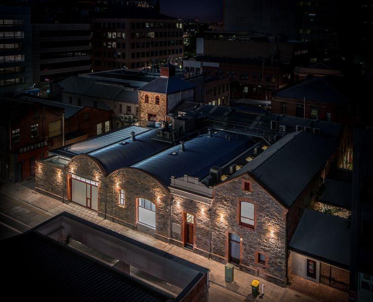 Wallbridge & Gilbert Office by Grieve Gillett Andersen Architects, Adelaide South Australia Photo: Peter Barnes