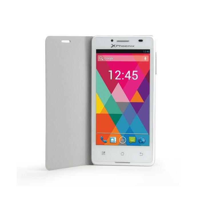Teléfono móvil Smartphone 4.5' PHOENIX Rock X Mini Blanco dual core 512MB RAM / 4GB - 78,95€