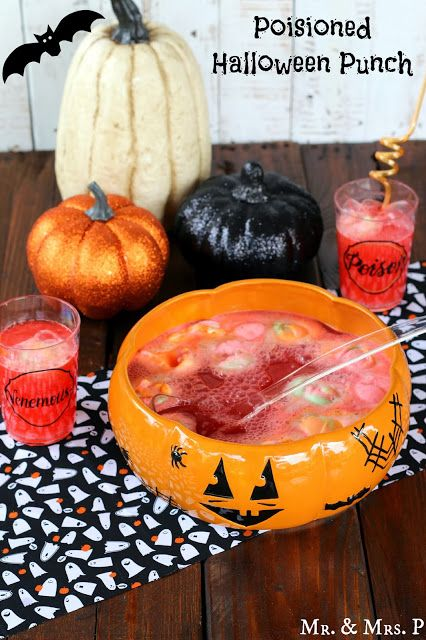 17 Best Images About Halloween Drink Recipes On Pinterest