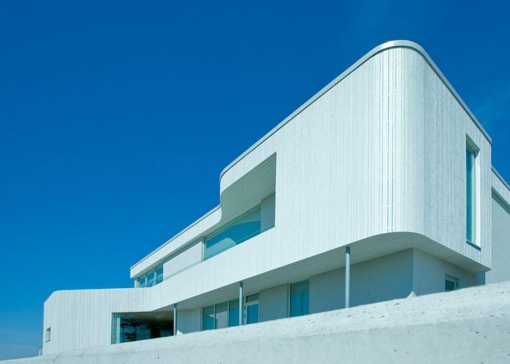 W love this house! Villa G - Bergen, Norway / Saunders Architecture