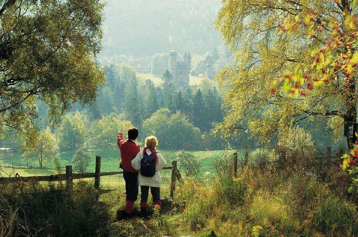 Le parc national de Cairngorms, en Ecosse Visit Scotland