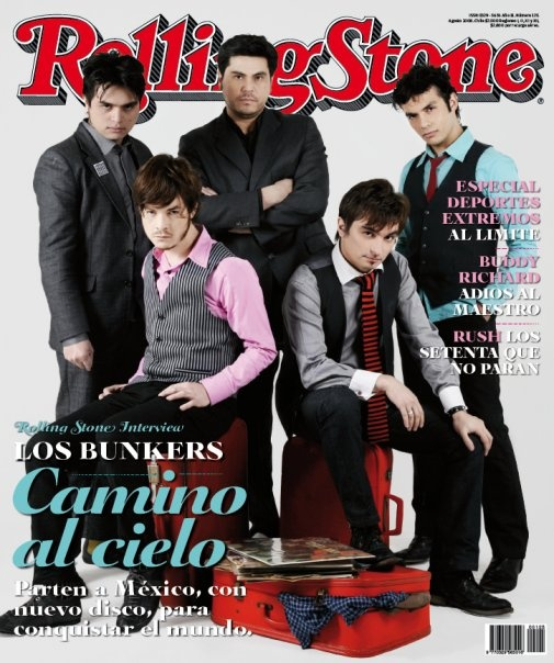 Rolling Stone / Los Bunkers