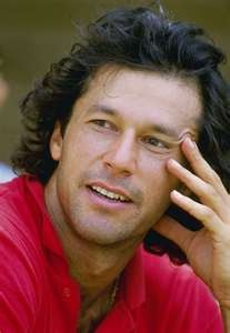 Imran Khan // Cricketer (LEGEND at that), author, politician, philanthropist and pretty damn inspirational.