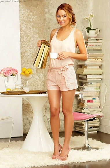 Lookbook to Love: LC Lauren Conrad for Kohl's Spring 2012