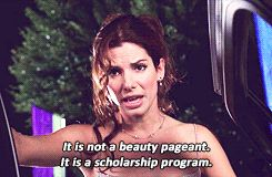 It's not a beauty pageant ~ Miss Congeniality (2000) ~ Movie Quotes #amusementphile