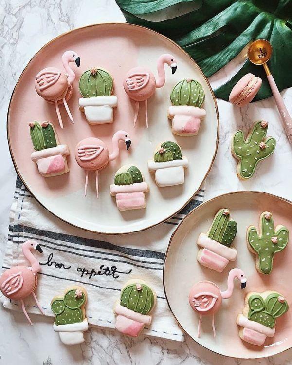 Ceramic Plates Pink Porcelain Plate Cake Plates Cake Donuts