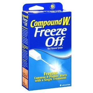Compound W Freeze Off Wart Removal System, 8 ct. (Health and Beauty)  disneystor…Steven Cartwright