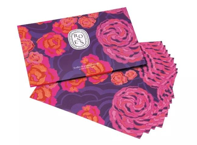 Diptyque New Valentine S Day Collection Is A 2019 Must Have Scented Drawer Liner Drawer Liner Fragrance
