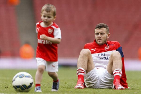 Jack Wilshere, Archie
